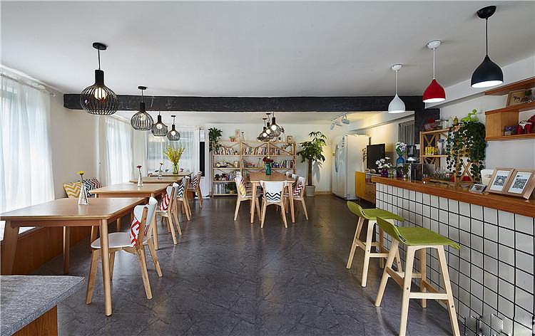 小餐馆装修设计攻略分享  照着做让顾客的食欲瞬间大增