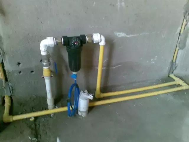 前置��h�y��y��_家庭用水,到底要不要安装前置过滤器?