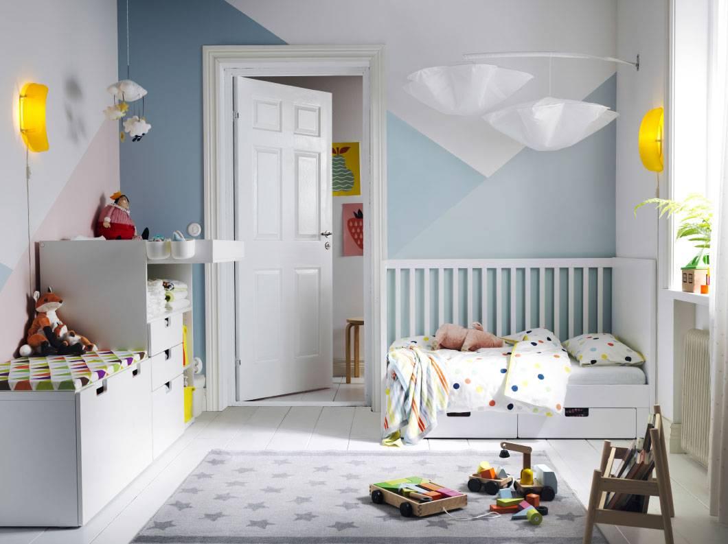 婴儿房间设计图片欣赏
