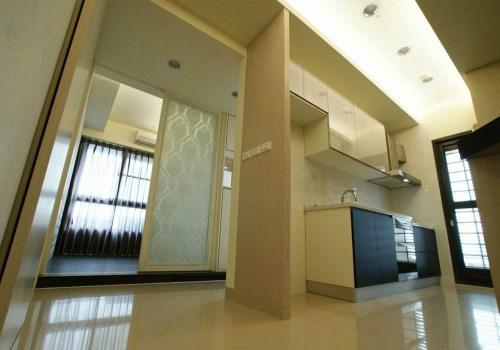 厨房玄关装修效果图赏析 5款提升居室格调的设计
