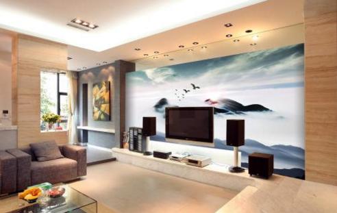 装修知识   电视背景墙是家装非常重要的装饰之一,可以让整个房屋的