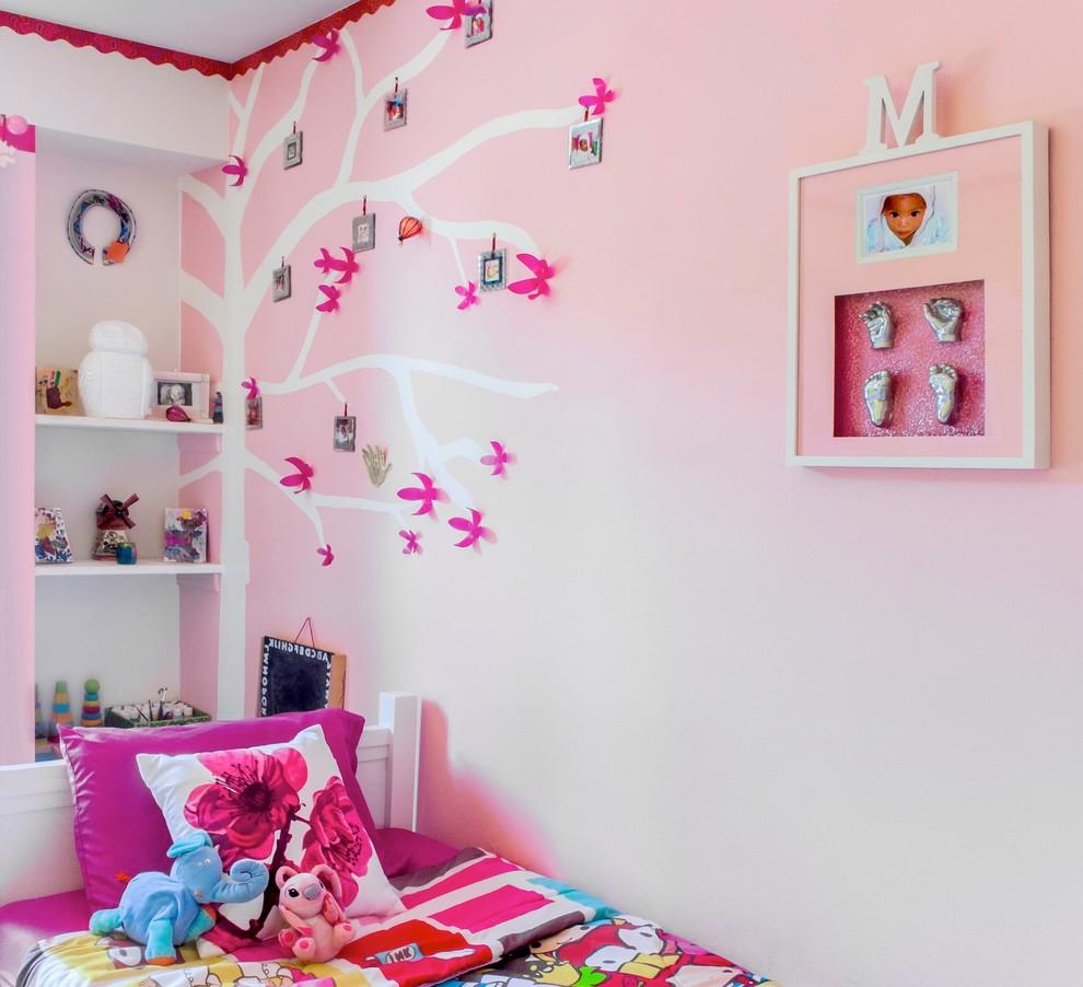 儿童房墙面彩绘如何设计