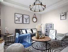 93平簡美風格 靈魂深處的家