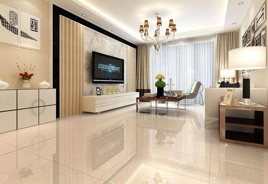 客厅瓷砖装修颜色搭配技巧 客厅瓷砖选择技巧