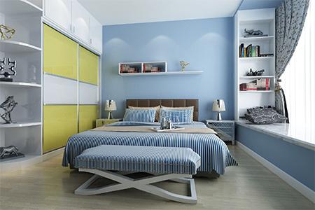 卧室装修样板效果图 这样设计才叫美