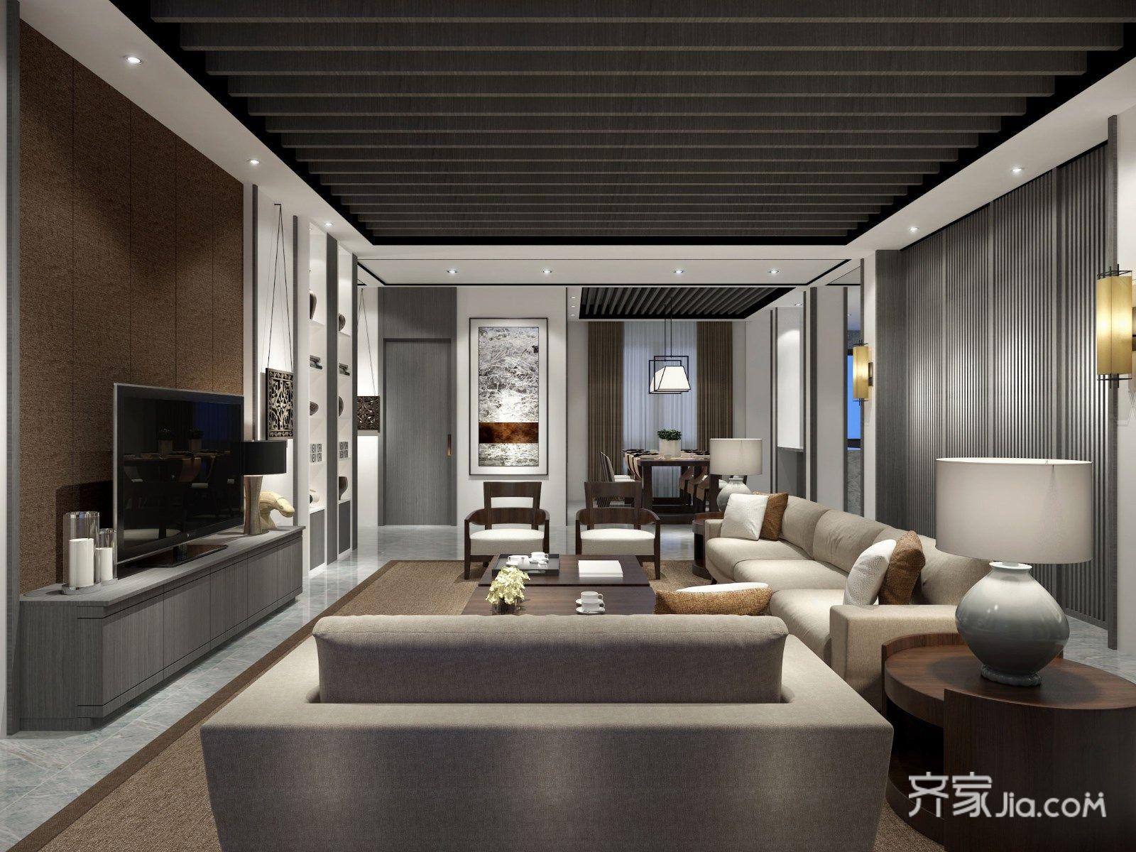 新中式居室