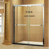 卡迪亚淋浴房KDY-9009(3平方不锈钢套餐)