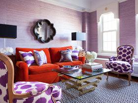 沙发点缀客厅 18款简约客厅设计
