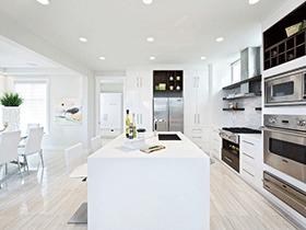 20款别致吧台  打造不一样的时尚厨房