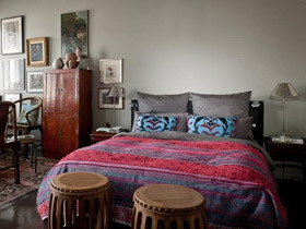 诠释北欧的舒适惬意 7个北欧风格卧室