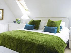 阁楼卧室挑大梁 20种空间利用妙法
