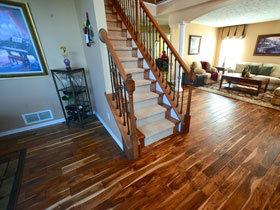 美式优雅气质 16个美式楼梯推荐