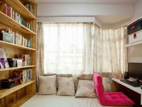 16款简约榻榻米 让阅读空间更舒适