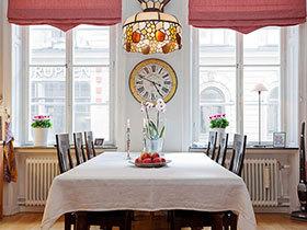 16款纯白餐桌设计效果图  简洁素雅