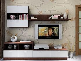 最实用!16款组合电视柜图片