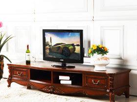 13款电视柜图片 上演最经典美式风格