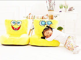 沙发也卖萌 10款儿童沙发图片
