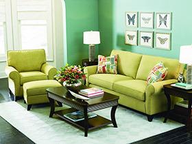简约宜家风 15款双人沙发效果图