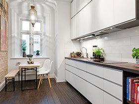 素雅厨房设计 19张白色橱柜效果图