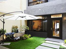 12张简约庭院设计图 休闲简洁