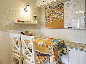 个性餐厅装饰 12张特色餐厅背景墙效果图