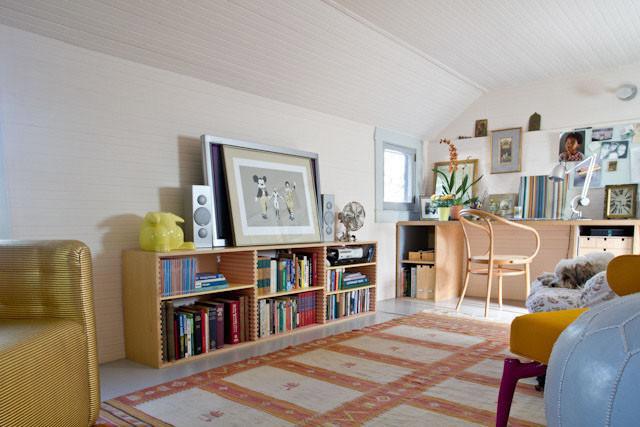 88平文艺北欧风 原生态的设计最吸引人