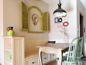 餐厅也要个性 14张餐厅背景墙设计图