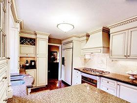 10张厨房吸顶灯设计图 简单实用