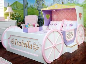 奇思妙想 12款创意儿童床效果图