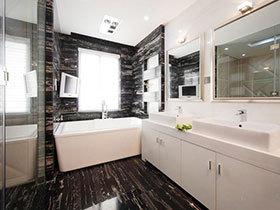 简约不简单 13张简约浴室柜图片