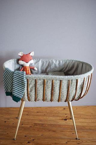 个性婴儿床效果图