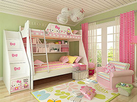 15张双层床图片 时尚大气