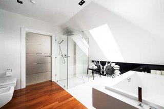 绿色淋浴房设计图