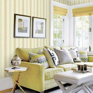 沙发背景墙壁纸设计图