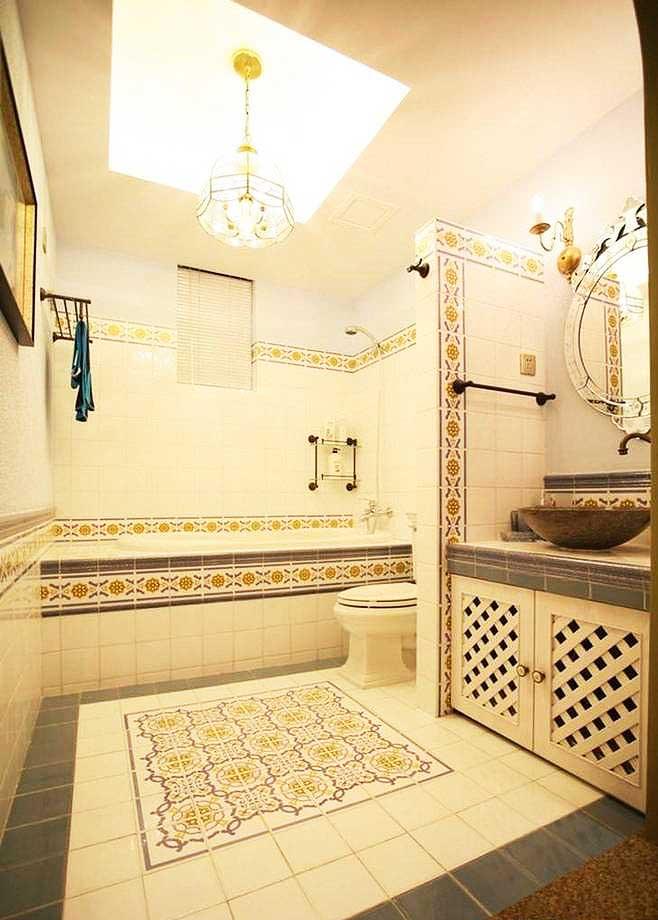 砖砌洗手台设计图