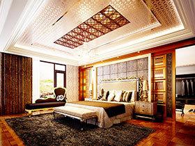 11张卧室集成吊顶效果图 简约时尚