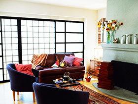 客厅隔断玻璃移动门 实用设计集锦