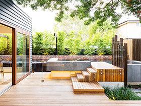 15张别墅庭院效果图 奢华大气
