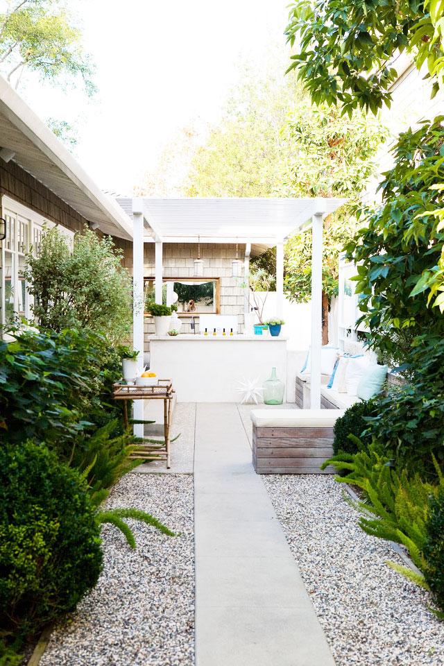 庭院景观效果图