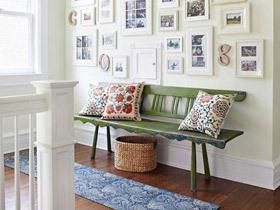 最美的墙面风景 12款照片墙走廊设计