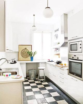 廚房燈具效果圖