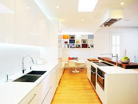 简约不简单 13张厨房灯具简约风格效果图