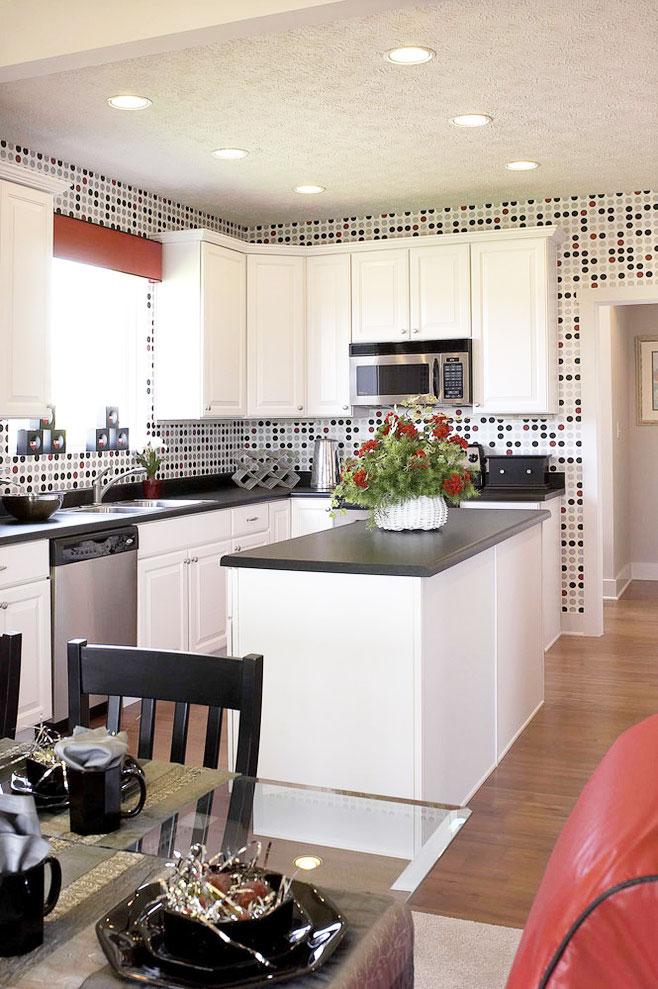 厨房LED灯具设计图