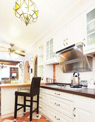 田园风格厨房灯具设计图