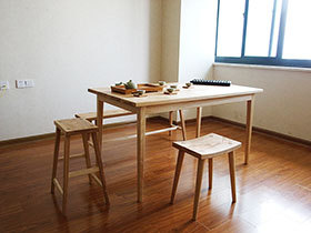 简约不简单 13张简约风格餐桌效果图