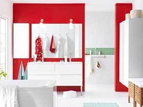 12张宜家浴室柜图片 个性十足