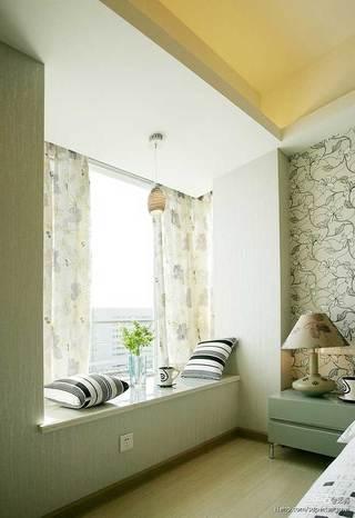 臥室飄窗設計圖
