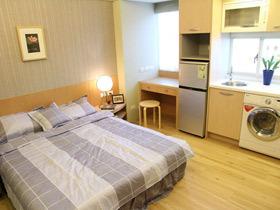 温馨日式宜家风 单身公寓装修