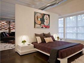 卧室客厅巧隔断 13图隔出别样风景