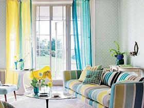 窗帘也需换夏装 16款夏季窗帘好选择